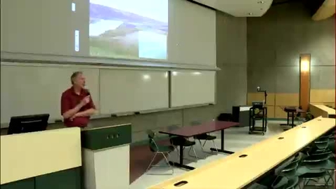 Thumbnail for entry Watershed Stewardship in the Mackenzie River Basin - September 25 2015 - Reg Whiten, Resource Stewardship Planning and Agrology Consultant