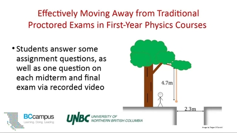 Thumbnail for entry Teaching with Media - Assessment and evaluation using student video submissions