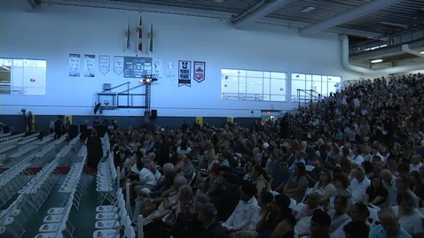 Thumbnail for entry UNBC CASHS Convocation Ceremony May 31 2019