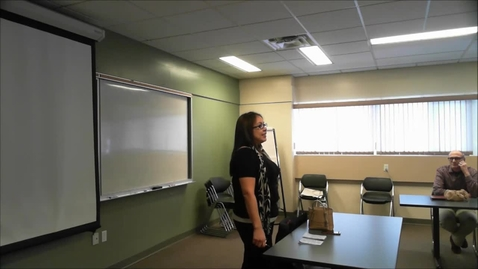 """Thumbnail for entry Charity Peal – """"Aboriginal Education"""""""
