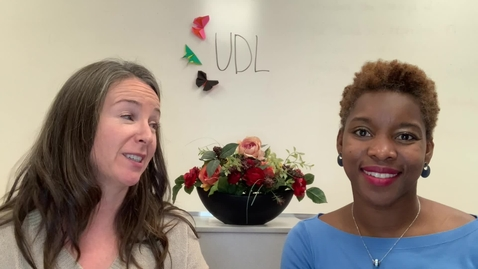 Thumbnail for entry Let's About UDL: Episode 2- Engagement (Real World Activities)