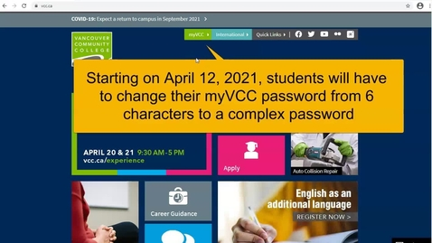 Thumbnail for entry Student Passwords Change